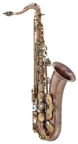 P. Mauriat PMST-86UL Tenor Sax, Unlacquered with Case