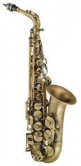 P. Mauriat PMXA-67RX Alto Sax Dark Influence Rolled Tone Hole with Case