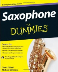 Saxophone For Dummies (For Dummies (Lifestyles Paperback))