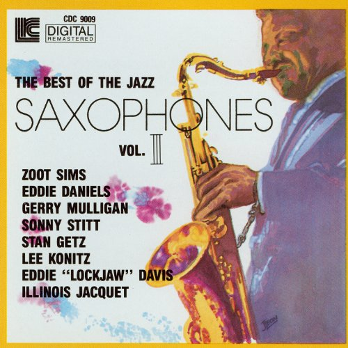 Best of the Jazz Saxophones : Volume 3