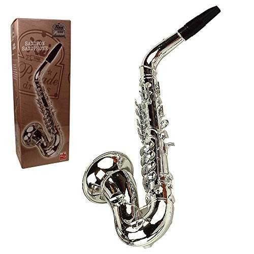 Reig Deluxe Saxophone (Silver)